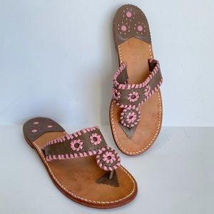 Stephen Bonanno Handmade Crafted Leather Sandals 8